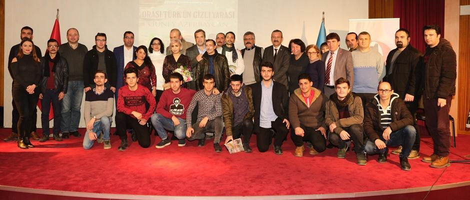 Türk'ün gizli yarası-Güney Azerbaycan