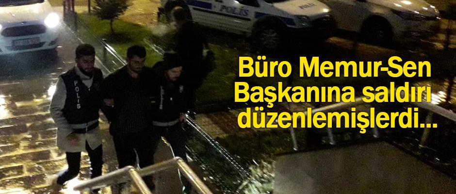 Silahlı saldırı şüphelilerin 7'si de tutuklandı