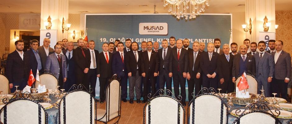 MÜSİAD'da yeni başkan Duman