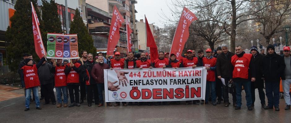 İşçiler daha fazla hak kaybıyla yüz yüze