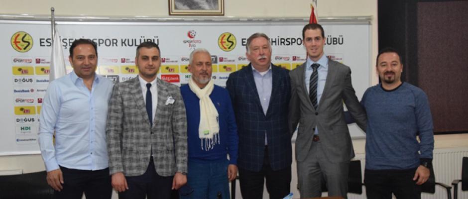 Eskişehirspor'dan kulüp yönetimi için ortak protokol