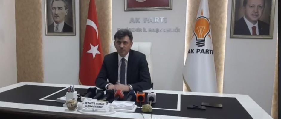 AK Parti Meclis üyeleri açıklandı