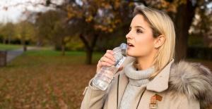 Kış Aylarında Su İçmeyi İhmal Etmeyin