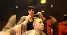 Saç dökülmelerine dikkat