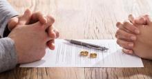 Eskişehir'de boşanmalar yüzde 8,8 azaldı
