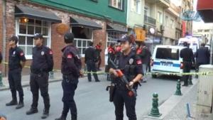 Barlar sokağı yine karıştı: 1 yaralı