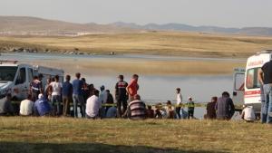 Afyonkarahisar'da tekne alabora oldu, 1 kişi öldü