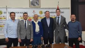 Eskişehirspor'dan Brüksel üniversitesi ile protol