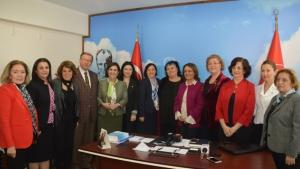 Genel Başkan Köse'den CHP'ye ziyaret