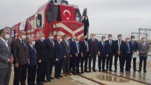 Yeşil Yol Projesi ile ilk tren Derince'ye doğru yola çıktı