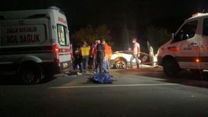Zincirleme kazada 4 kişi öldü