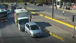 Eskişehir, Kütahya ve Afyon'daki trafik kazaları mobesede