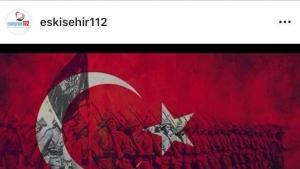 Eskişehir 112'den Çanakkale şehitlerine ahde vefa