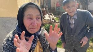 Türkiye'yi ağlatan teyze ilk kez konuştu