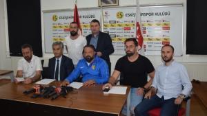 Eskişehirspor yönetiminden flaş açıklama