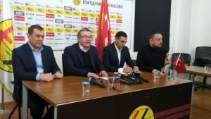 Eskişehirspor'da Mustafa Özer dönemi