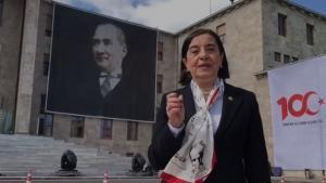 Ankara'dan dünya'ya ve ulusumuza sağlık ve barış dileklerimizle