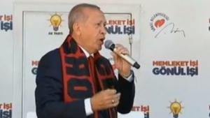 Erdoğan Eskişehir'de
