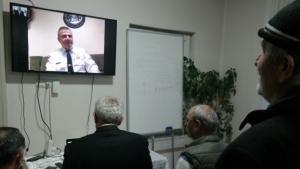 ABD'dek Türk Emniyet Müdüründen hemşehrilerinden ilk isteği