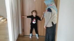 Anneanne ve torunundan 'Evde kal Türkiye' videosu