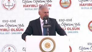 Başbakan'dan TEOG açıklaması
