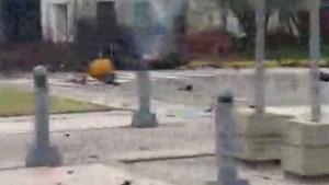 Bogota'da patlama: 8 ölü, 10 yaralı