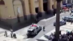 Brezilya'da katedrale silahlı saldırı: 4 ölü, 3 yaralı