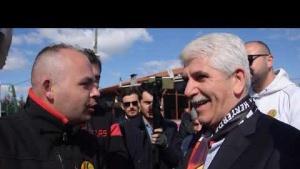 Burhan Sakallı'dan flaş Eskişehispor açıklaması