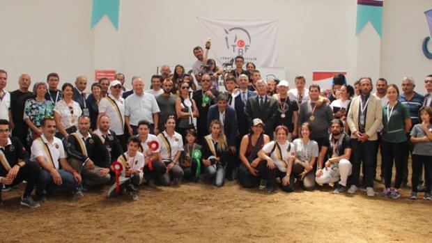 Atlı Dayanıklılık Yarışmalarına yüksek katılım