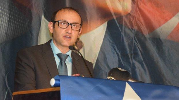 Deva Partisi Odunpazarı'nda yeni yönetim belli oldu