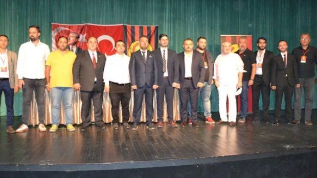 Eskişehirspor'da yeni yönetim belli oldu