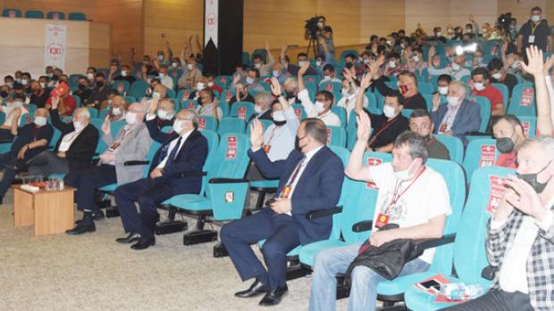 Eskişehirspor olağanüstü kongre canlı yayında