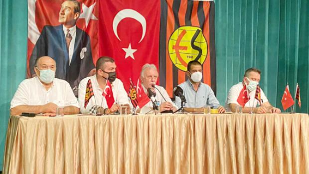 Eskişehirspor kongresi canlı yayın