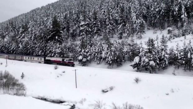 Doğu Ekspresi yolcularından 'Turizm Treni'ne tam destek
