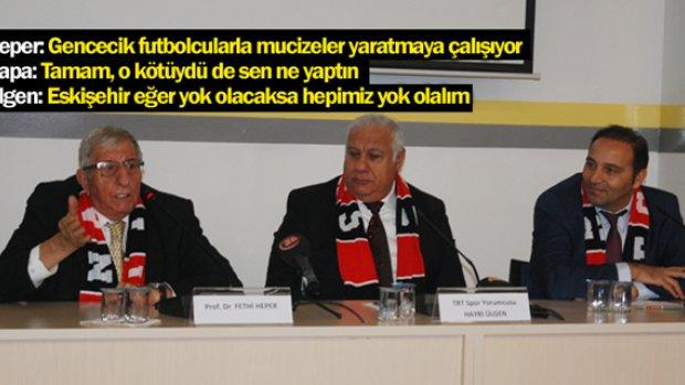 Eskişehirspor'u birlikte kurtaralım