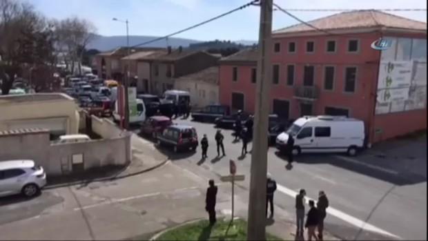 Fransa'daki rehine krizinde 2 ölü
