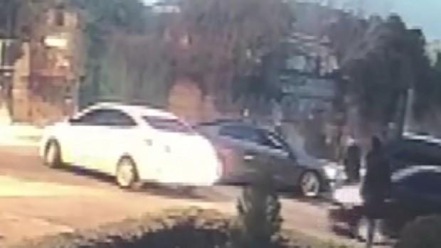 Kartal'daki cinayet güvenlik kamerasında