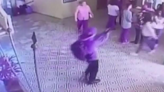 Okuldaki katliamının görüntüleri ortaya çıktı