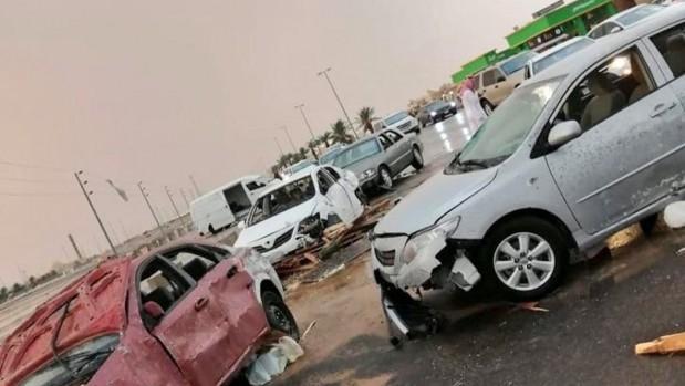 Suudi Arabistan'da sel felaketi: 7 ölü, 11 yaralı