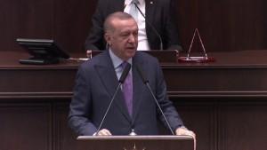 """Cumhurbaşkanı Erdoğan: """"İdlib harekatı an meselesi"""""""