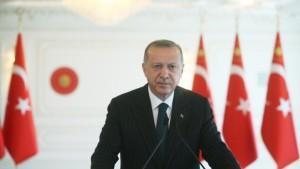 Cumhurbaşkanı Erdoğan: Normalleşme adımlarını atıyoruz