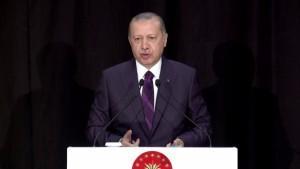 Erdoğan öğrenci ve öğretmenlere seslendi