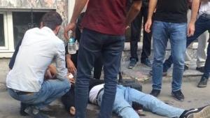 Eskişehir'de bıçaklı saldırı