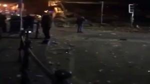 İngiltere'de patlama: 32 yaralı