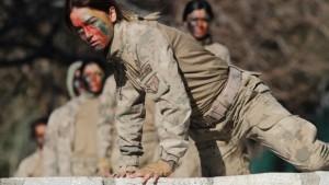 İşte Türkiye'nin ilk kadın Jandarma Komando Astsubayları