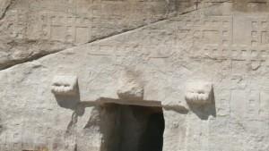 (ÖZEL) Maltaş Anıt Abidesi'nin gizemi içindeki 'niş'te saklı