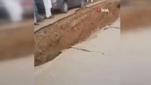 Pakistan'daki 5.8 büyüklüğündeki depremde 19 kişi öldü