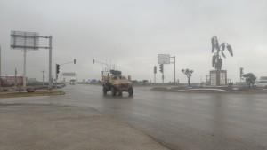 Suriye sınırına tank ve kobra sevkıyatı