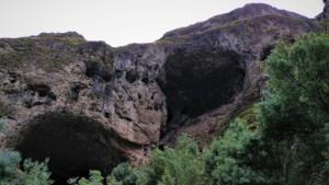 Tarih öncesi mağaralar havadan görüntülendi