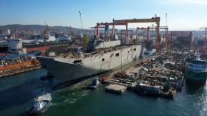 Türkiye'nin ilk yerli savaş uçak gemisi ile ilgili önemli gelişme